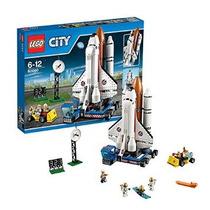 Juguete Lego City Transbordador Espacial Spaceport 586-piez