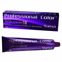 Tinta Yamá Professional 60ml Todas As Cores - Yama