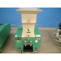 Molino Wensui 5 Hp Maquina Inyección Plástico Reciclar.