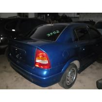 Sucata Astra Sedan 2.0 8v 00 Pra Tirar Peças Motor Cambio