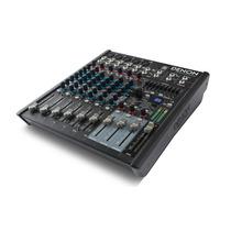 Denon Dn408x | Mixer Consola Sonido 8 Canales Efectos Usb