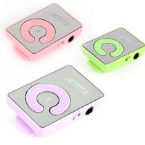 Mini Mp3 Leitor Sd S/ Cartão Memória Nano Mp4 Mp5 Usb Ipod