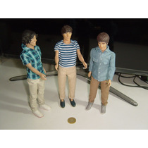 Figuras One Direction 2011 Tres Piezas Harry, Liam Y Louis