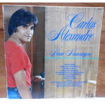Vinil Lp Carlos Alexandre Nossa Homenagem Feiticeira 1989