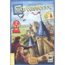 Jogo Tabuleiro Carcassonne Devir Jogo Do Ano Segunda Edição