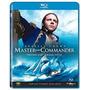 Blu-ray Mestre Dos Mares - Leg Português Russel Crowe