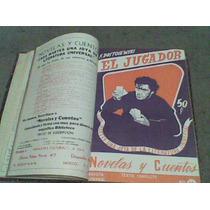 Revistas Empastadas Novelas Y Cuentos Año 1946