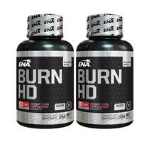 2 Burn Hd Matrix 60 Caps C/u Ena Quemador De Grasa