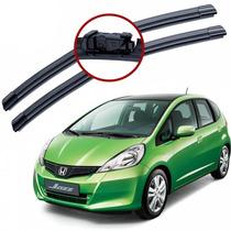 Palheta Limpador Parabrisa Honda New Fit Encaixe Especifico