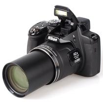 Camera Nikon P530 Zoom 42x 16.1mp Semi Profissional