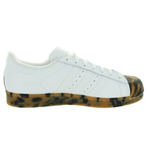 Adidas Superstar Cuero Puntera Color. Originales