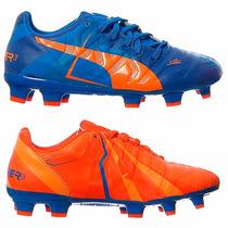 Zapatos Futbol Soccer Evopower 3 H2h Fg Niño 01 Puma 103723