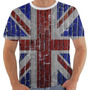 Camiseta Reino Unido 7 - Grã Bretanha - Inglaterra - Uk