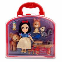 Disney Store Muñecas Animators Blanca Nieves Original