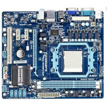 Placa Mãe Gigabyte Ga-m68mt-s2p Am3 Amd Phenom Ii