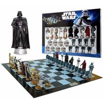 Ajedrez Star Wars 32 Piezas 3d Disney ®envio Gratis