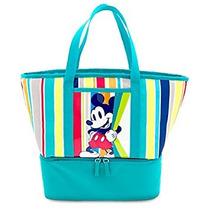 Juguete Disney Mickey Mouse Tienda Zip Bolsa Nevera Almuerz