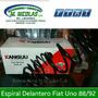 Espirales Delantero Fiat Uno 88/06