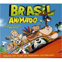 Brasil Animado - Trilha Sonora - Cd - Frete Gratís