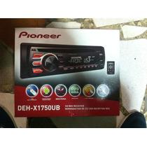 Reproductor Pioneer Deh-x1750ub