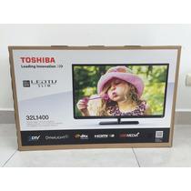 Tv Toshiba De 32 Pulgadas Hd -hdmi Usb 32l1400 Nuevos!!