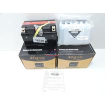 Bateria Moto Maxx Ytz10s Cb600rr Hornet 2010 R1 Bmw Aprilia