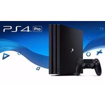 Playstation 4 Ps4 Pro 2017 1 Tb 4k Local En Palermo Nuevas