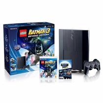 Ps3 Playstation 3 500gb Ultraslim Lego Batman Mar Del Plata