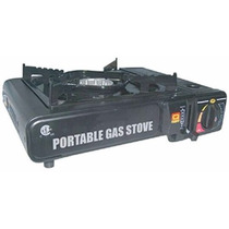 Estufa Deluxe Portable Gas Butane Stove With Free Case