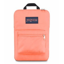 Mochila Jansport Para Laptop Superbreak Sleeve Coral Peaches