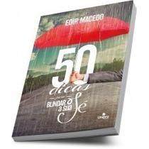 Livro 50 Dicas Para Blindar Sua Fé Bispo Macedo Frete Gratis