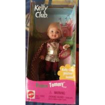Barbie Tommy Princepronce (kelly Club)