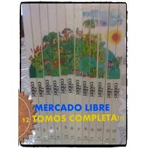 Enciclopedia Colibrí Sep Salvat 1979 12 Tomos!!envio Gratis!