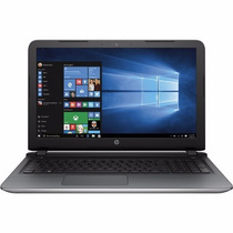 Notebook Hp Pavilion Quadcore 6gb 1tb 15.6 Hd Touchscreen