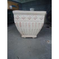 Vaso De Cimento Decorativo Para Plantas