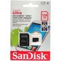 Cartão De Memória Micro Sd 128gb 80mb/s Ultra Lacrado Novo
