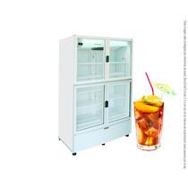 Refrigerador Metalfrio 4 Puertas 42.3 Pies / 1197.3 Lt