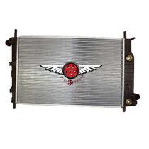Radiador Mondeo 1.8 2.5 V6 95 A 01 C/ar Mec Nota Fiscal 3007