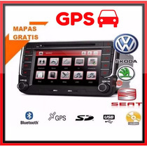 Equipo Auto Dvd Gps Bora Vw Accesorio Estereo Radio Seat