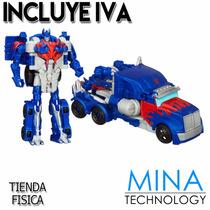 Autobots Transformers 3 Pasos - A6151 T