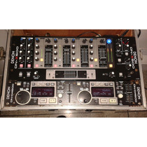 Denon 4500 Y Mezclador Denon Dn-x500