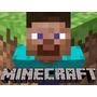 Kit Imprimible Minecraft ,promo 2x1 Chapa Otro Gratis