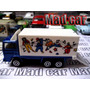 Mc Mad Car Camion Container Coleccion Majorette Auto 1:64