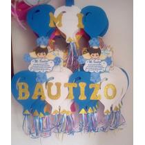 Movil De Fomi Feliz Cumpleaños Baby Shower Fiesta Pastel