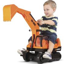 Trator Escavadeira Infantil Giant - Roma Jensen Promoção