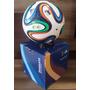Bola Adidas Brazuca Selo Fifa + 3 Chaveiros Brazuca !