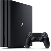 Ps4 Pro Playstation 4 Pro 1tb Sony 4k Lançamento