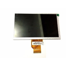 Tela Display Lcd Tablet Navcity Nt 1710 Versao 50 Vias
