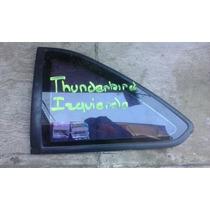 Alerta Vidrio Ford Thunderbird 89 - 97 Por Partes