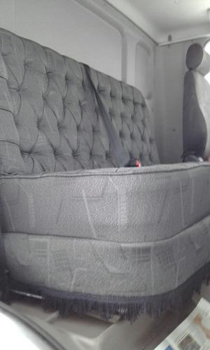 Sofa cama para caminhao varios modelos r 999 00 em for Sofa que vira beliche onde comprar
